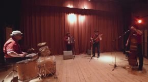 """Kantri-folk grupa """"Sābri"""" pīduovoj video """"Septiņi gulētāji"""""""