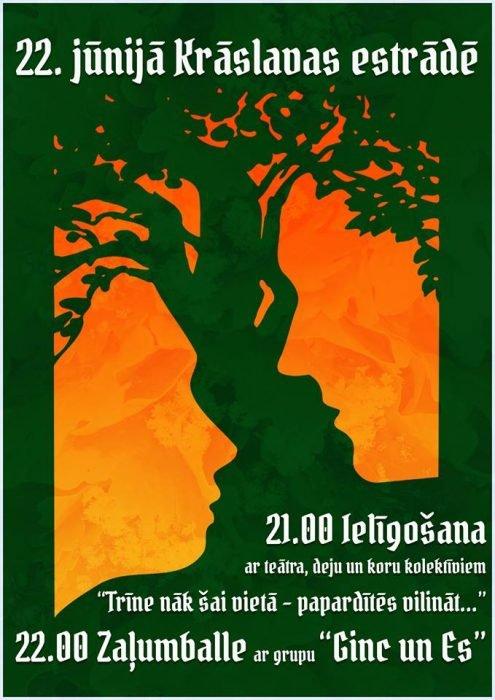 Īleiguošona i bals @ Kruoslova | Krāslava | Latvia