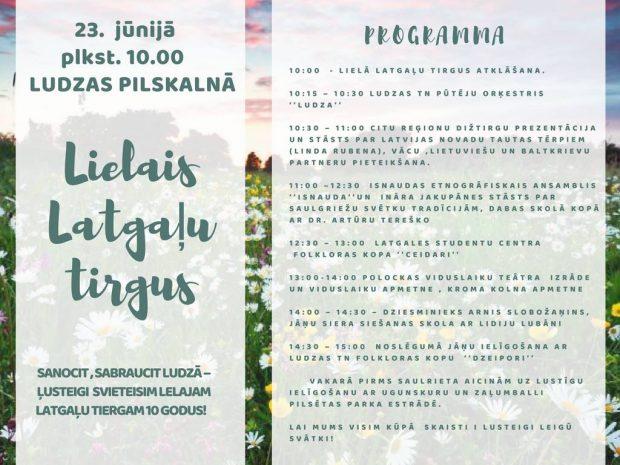 Lelais Latgaļu tiergs @ Ludzys piļskolns | Ludza | Latvia