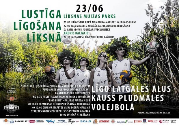 Leigū: sports i bals @ Leiksna | Līksna | Latvia