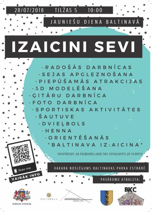 Jaunīšu dīna @ Baļtinova   Baltinava   Latvia