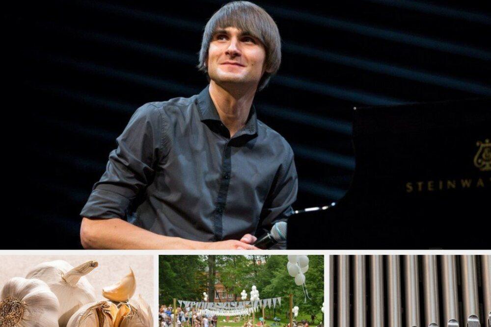 Breivdīnu izklaidis Latgolā – Vestarda Šimkus koncerts, stuostnīku festivals i muokslys pikniks