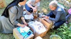 Latgolys Kulturviesturis muzejs duovynuojumā sajiems ap 300 keramikys vacmeistaru i myusu dīnu pūdnīku dorbus