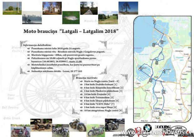 "Moto braucīņs ""Latgali – Latgalim 2018"" @ Nagli i Gaigalova | Rēzekne Municipality | Latvia"