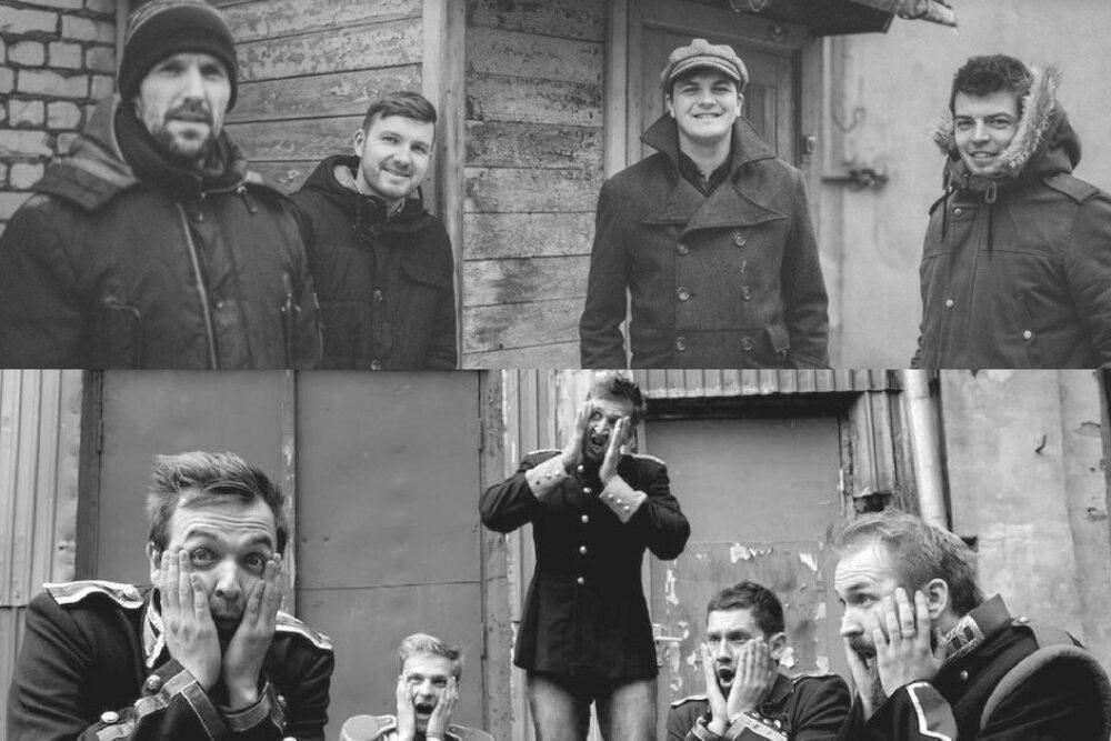 """Latgalīšu muzykys vokors Reigā ar grupom """"Bez PVN"""" i """"Dabasu Durovys"""""""