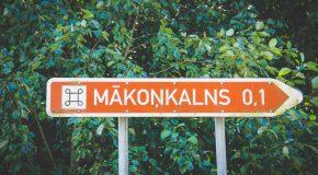 Fotoceļuojums iz Muokūņkolnu