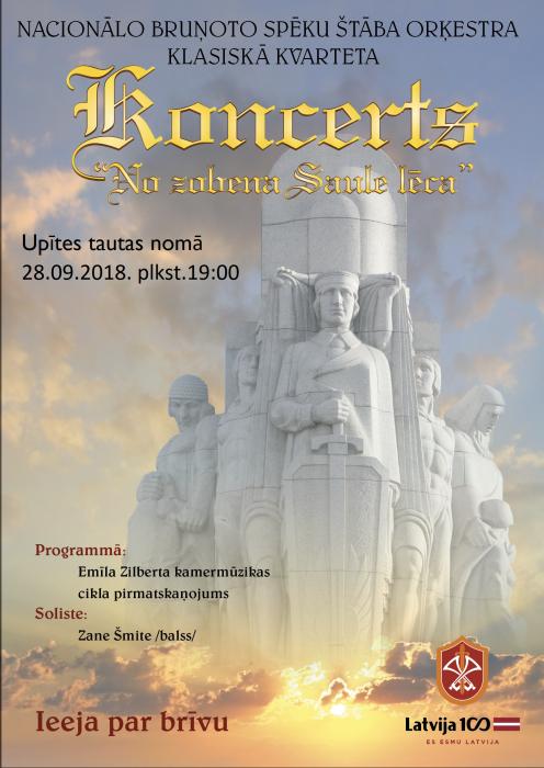 "Koncerts ""No zobena saule lēca"" @ Upeitis TN | Upīte | Latvia"