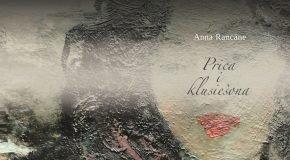 """Izguojuse jauna Annys Rancānis dzejis gruomota """"Prīca i klusiešona"""""""