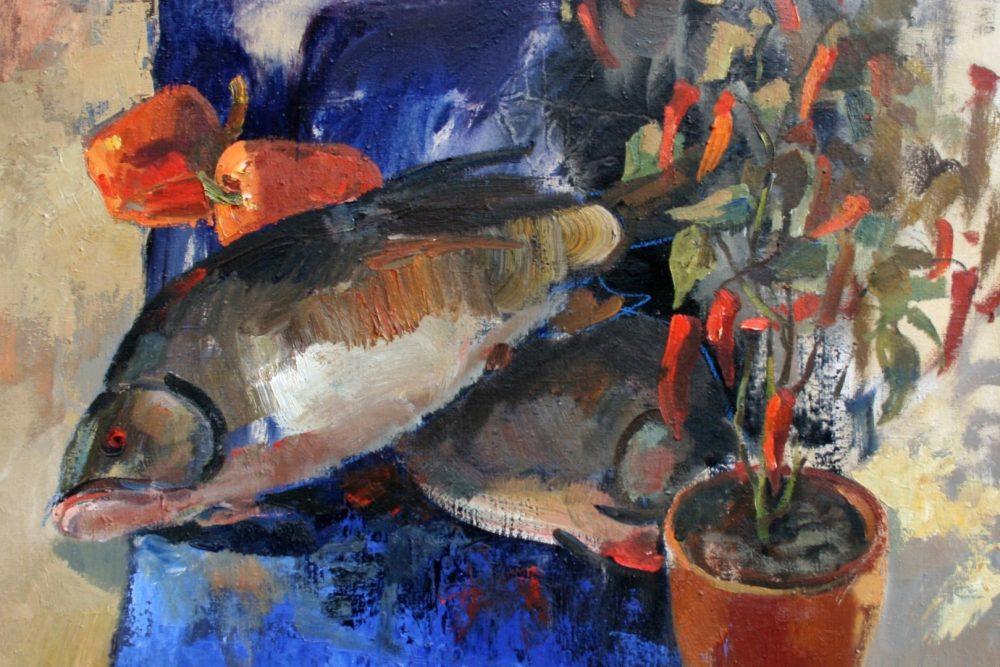 Lūznovā byus medeibu trofeju i Gundegys Rancānis gleznu izstuode