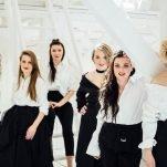 """""""Latvian Voices"""" jaunajā albumā īsaskaņ ari latgaliskuos notys"""