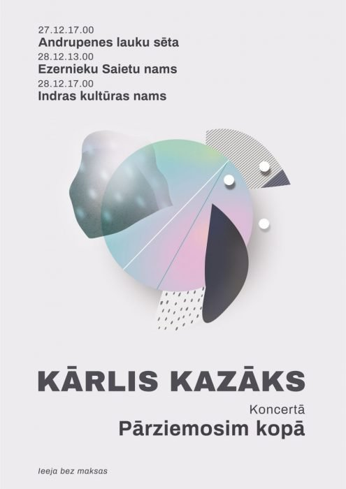 Kārļa Kazāka koncerts @ Ondrupenis lauku sāta
