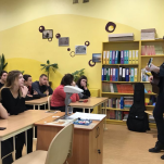 Mozuokumtauteibu školānus īpazeistynoj ar latgaliskū kulturu