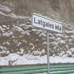Latgolys īla Daugovpilī: gaisa tyltu akcenti
