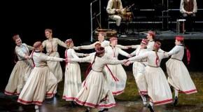 """Nūsvieteits deju kūpys """"Dziga"""" 25 godu jubilejs"""