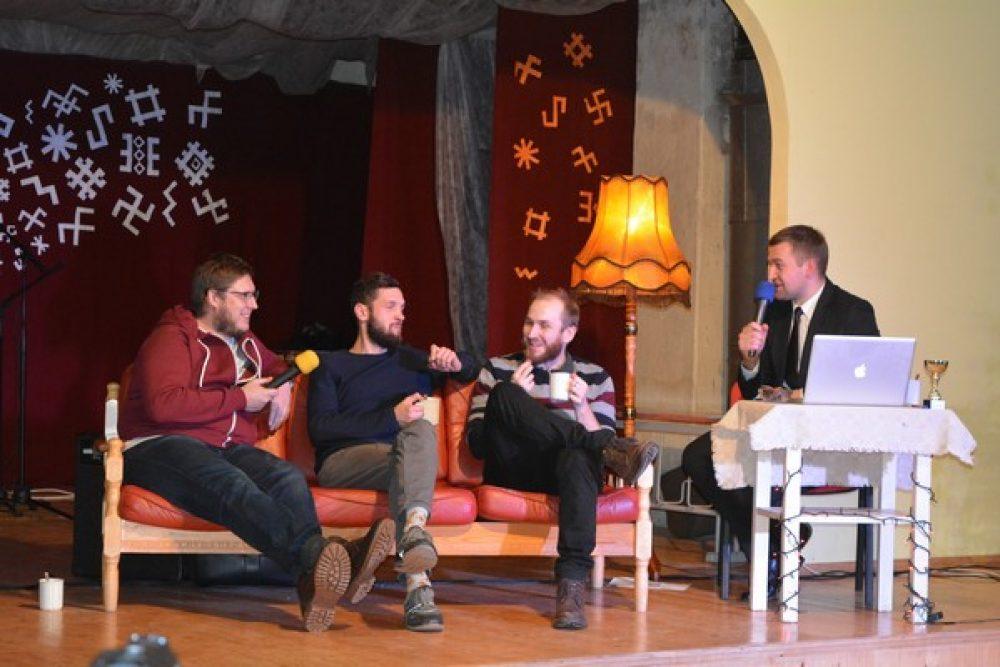 Pušnakts šovs septeņūs ar Juri Vucānu