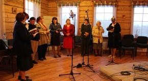 Škilbanu etnografiskais ansamblis īroksta audio disku