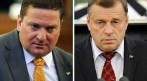 """""""Pi myusim Latgolā"""" sasateik ar Saeimā īvālātajim deputatim nu Latgolys"""